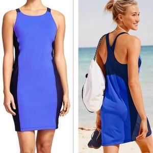 NWT | Athleta Color Block Dress